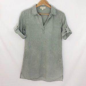 Cloth & Stone henley dress